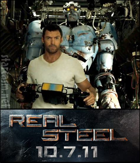 film robot real steel real steel images real steel october 7th wallpaper and