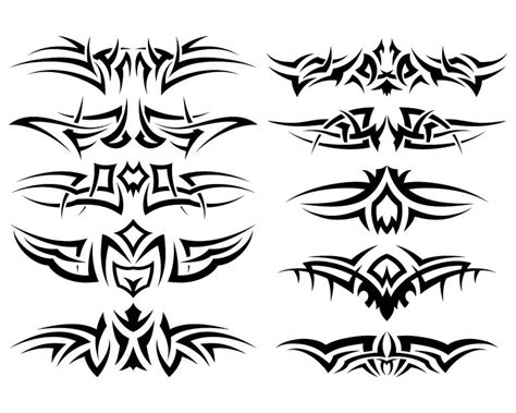 tribal tattoos for men mens tribal tattoos