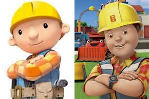 bob builder makeover angers fans huffington