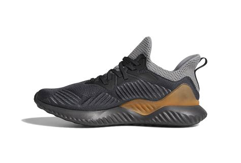 Adidas Alphabounce 37 40 adidas running alphabounce beyond black orange alltricks