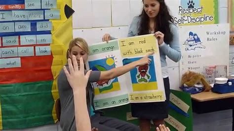 large books teaching with shared reading of a big book youtube