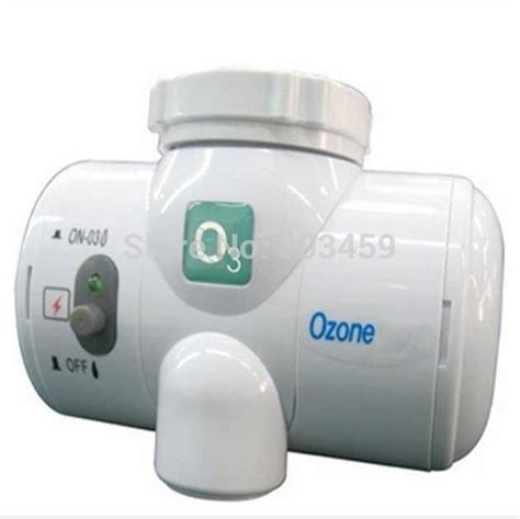 powered water ozone generator ozonizer household faucet tap  water filter purifier wash