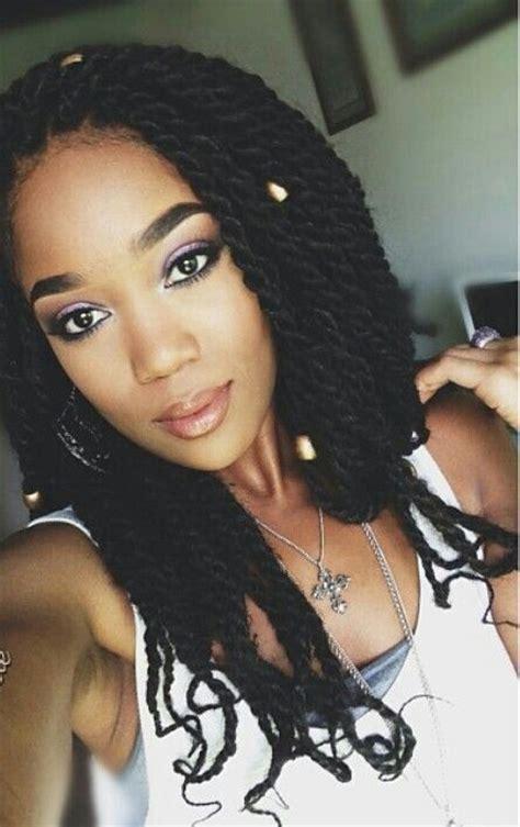 styling long afro kinky braids 65 kinky twists styles you must try