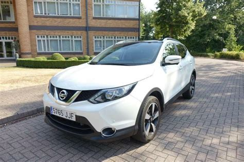 nissan qashqai  dci  connecta left hand drive lhd