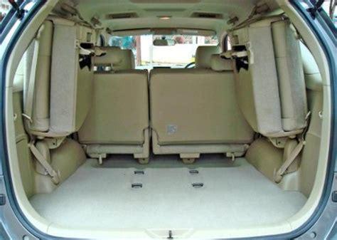 Garnis Belakang Grand New Innova 2004 2011 toyota fortuner interior belakang rental mobil medan