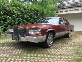 Cadillac Brougham D Elegance For Sale 1992 Cadillac Brougham D Elegance For Sale Photos