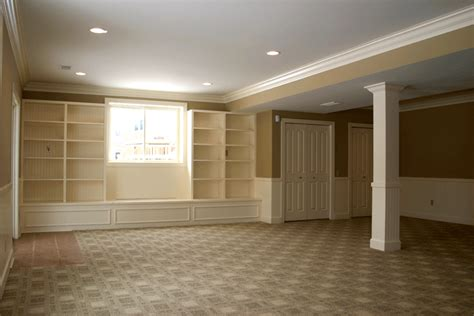 finished basement basement ideas