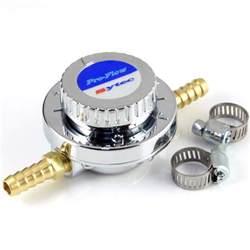 Fuel System Regulator Pro Flow Fuel Pressure Regulator With 10mm Hose Tails