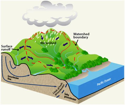 Water Shed Definition by Alliance For Watershed And Resource Education July