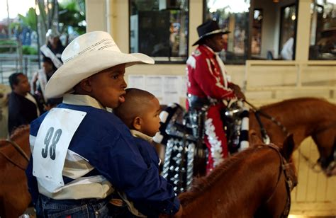 cowboys of color yee haw we re going to the cowboys of color rodeo in belton