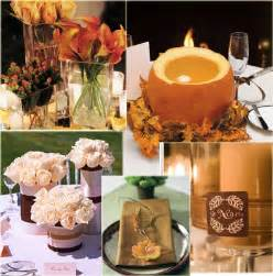 centerpieces for fall wedding receptions one stop wedding fall wedding reception centerpieces