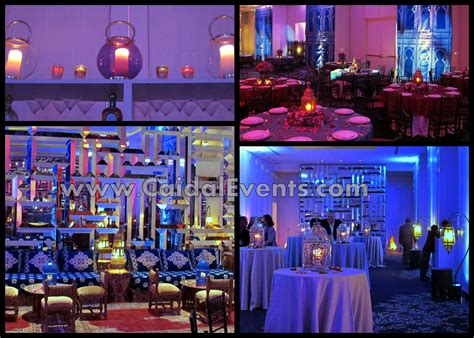 resort theme ideas a moroccan theme party at the st regis bal harbour resort