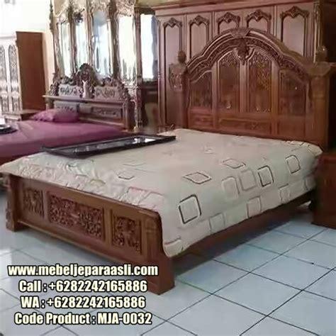 Tempat Tidur Duco Racoco Ukir Mewah Ukir Jepara Kjf Furniture tempat tidur ukir mewah jepara mebel jepara mebel jati jepara asli minimalis klasik