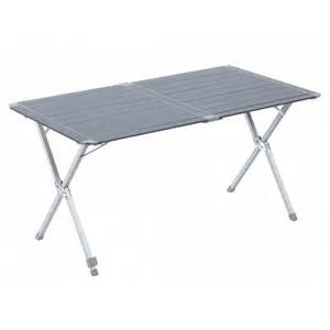 6 Folding Table Table De Camping Table Camping 140 En Alu Trigano