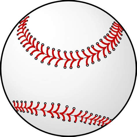 baseball clipart baseball clipart border pencil and in color baseball