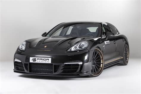 Porsche Panamera Tuned by Sublime Porsche Panamera Tuned By Prior Design