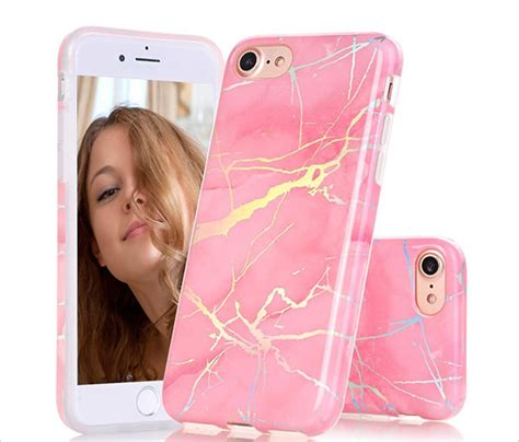 iphone    marble case  covers