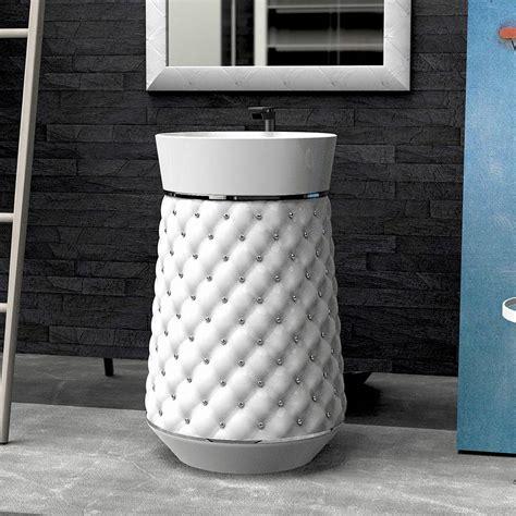 lavabo design lavabo freestanding design moderno in adamantx 174 elizabeth