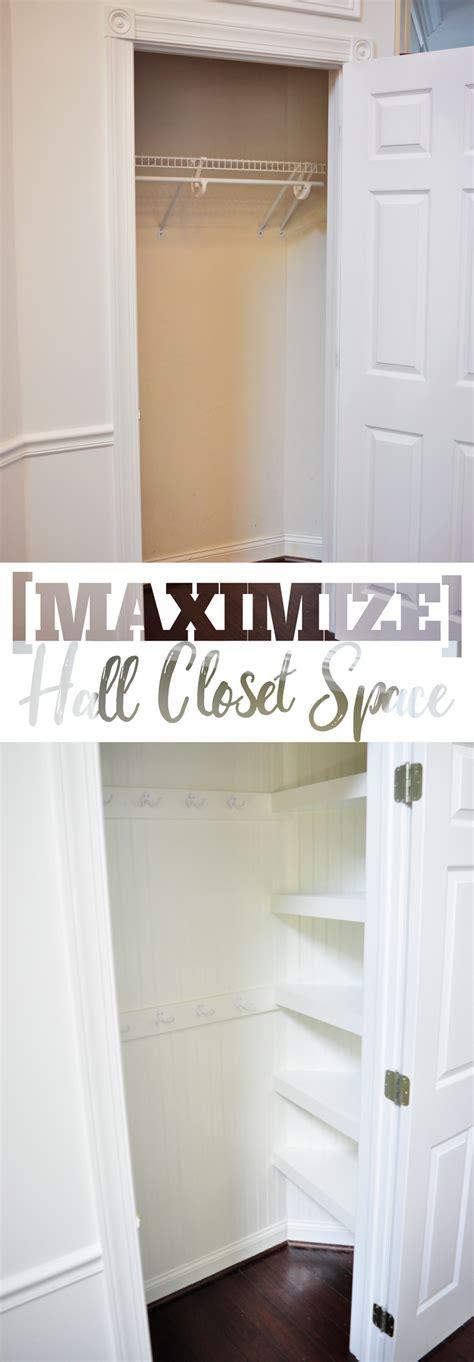 remodelaholic tips and tricks maximizing closet storage