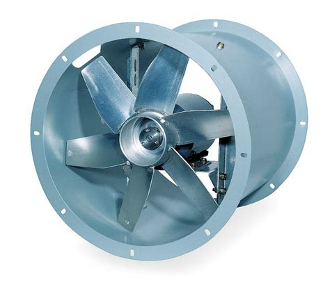 Dayton Direct Drive Tubeaxial Fan 18 In 115v 4tm83