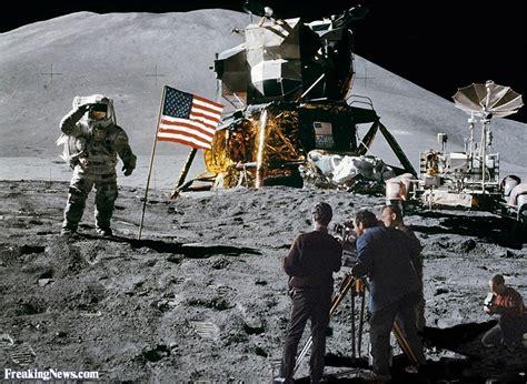 moon stanley stanley kubrick moon landing