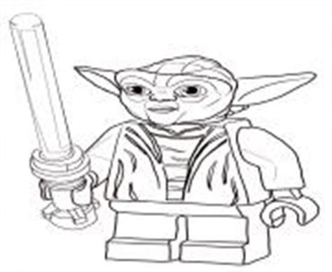 lego wars yoda coloring pages wars coloring pages