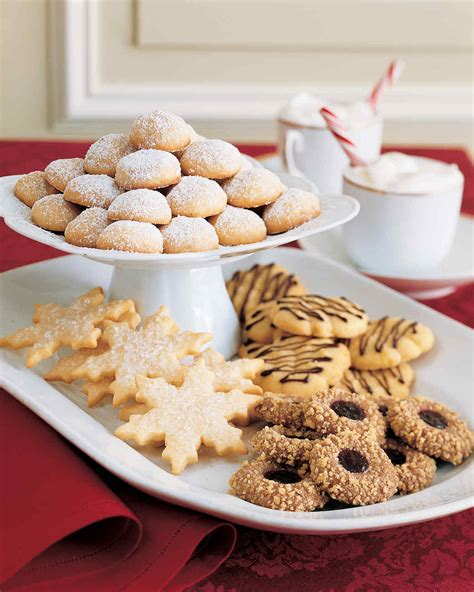martha stewart cookies holiday cookies for santa martha stewart