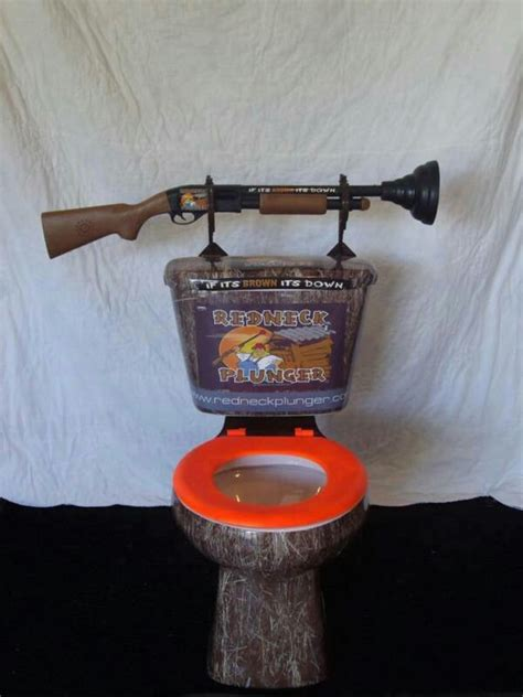 plunge toilet comes up bathtub redneck toilet country redneck funny pinterest