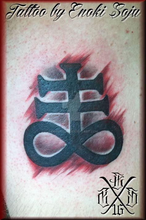 leviathan cross tattoo 1291 best enoki soju s professional portfolio via