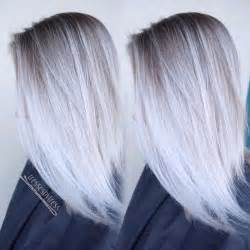 medium brown hair with platinum highlights 25 best ideas about platinum blonde ombre on pinterest