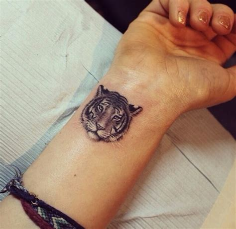 tattooed animals 14 animals wrist tattoos