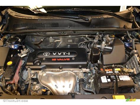 Toyota 4 Cylinder Engines 2006 Toyota Rav4 Standard Rav4 Model 2 4 Liter Dohc 16v