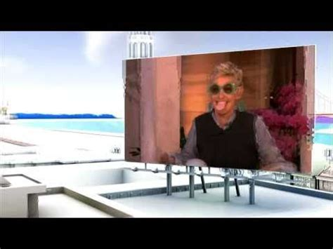 theme song ellen degeneres show the ellen degeneres show intro videolike