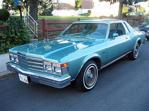 1979 Chrysler Lebaron by 1979 Chrysler Lebaron Information And Photos Momentcar