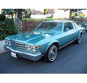 1979 Chrysler LeBaron  Information And Photos MOMENTcar