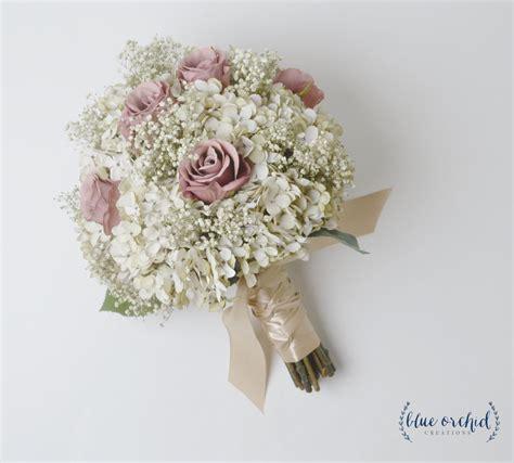 The S Bouquet by Bridal Bouquet Rustic Bouquet Dusty Bouquet Baby S