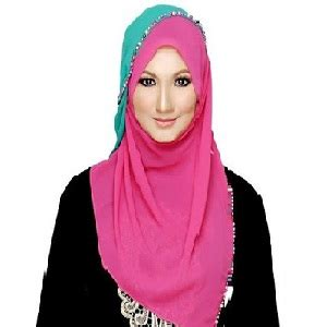 Jilbab Syar I Sifon 10 Jilbab Pesta Syar I Terbaru Dan Modern Hijabyuk