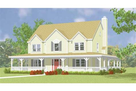 2 story farmhouse plans eplans farmhouse house plan two story country home