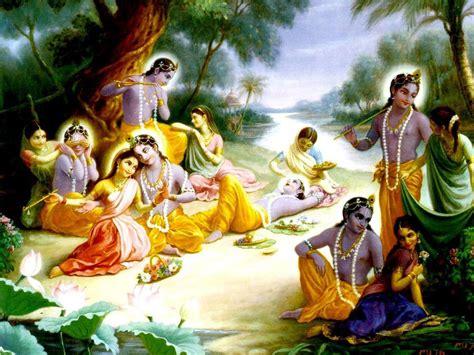 radha krishna love hd wallpaper