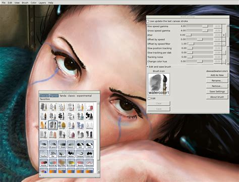 painting free software mypaint 1 2 1 free software reviews downloads