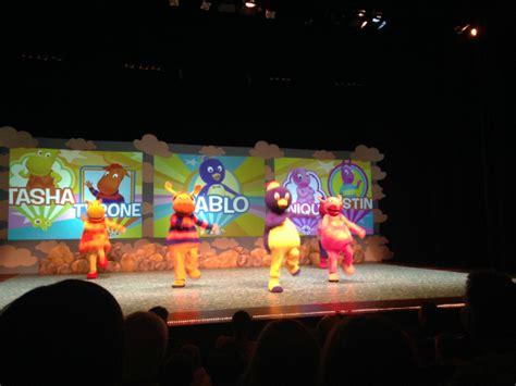 Backyardigans Live On Stage Backyardigans Sea In Adventure Review Ottawa
