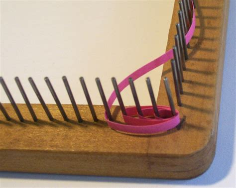 paper quilling tools tutorial weaving hand loom image paper quilling and other crafts