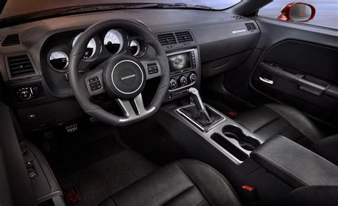Dodge Challenger Rt Interior by Car And Driver