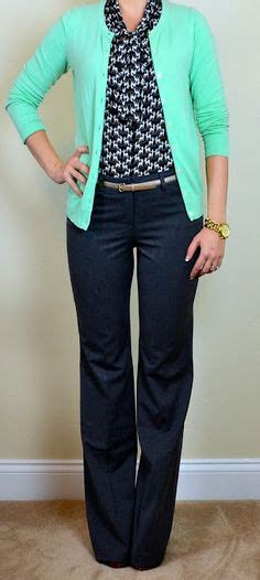 Hotd Navy ootd hotd ideas work wear casual