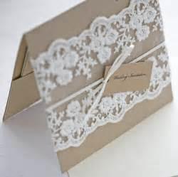 rustic lace wedding invitations so ipunya