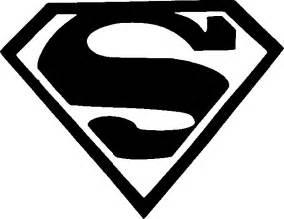 symbol template superman symbol template cliparts co