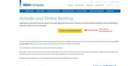 banca bbva online banco compass pagamento online