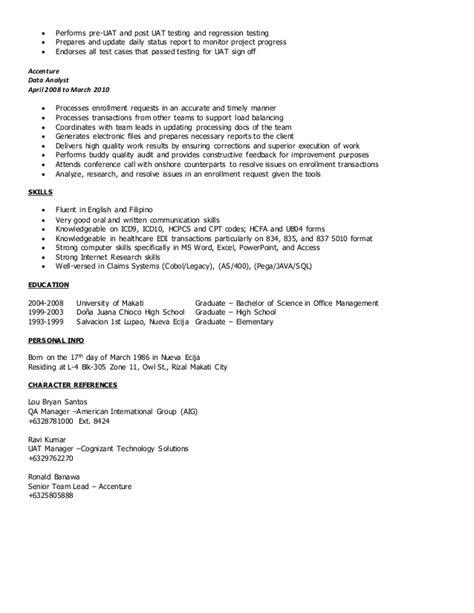 mortgage business analyst resume collegeconsultants x fc2