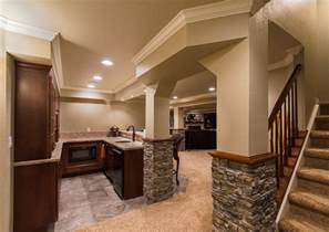 Finished Basement Bar Ideas Best 25 Basement Finishing Ideas On Basement Steps Basement Remodeling And Basements