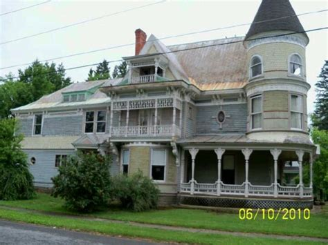 talking house the quot talking house in camden ny old buildings pinterest
